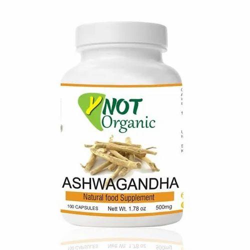 Pure Ashwagandha Capsules