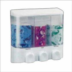Triple Soap Dispenser 400 ml 3