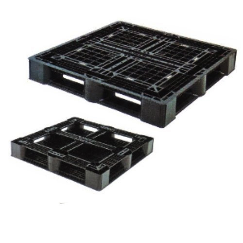 Four Way Double Deck Export Plastic Pallets