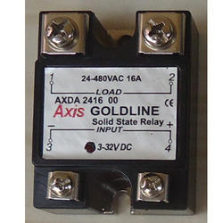 AXIS 16 A Solid State Relay