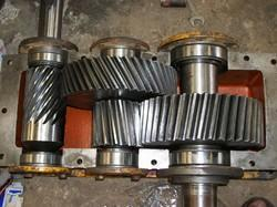 Helical Gears Box for Steam Turbine