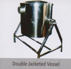 Double Jacketed Vessel