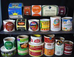 Multi Colour Product Labels