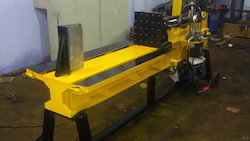 Horizontal Hydraulic Log Splitter