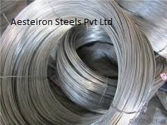 ASTM A544 Gr 1020 Carbon Steel Wire