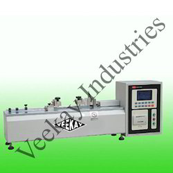 Horizontal Universal Tensile Testing Machine