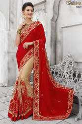 Elegant Ethnic Saree