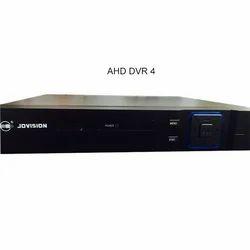 AHD DVR 4 Channel Hybrid