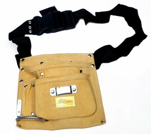 5 Pocket Split Leather Carpenter Apron