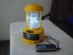 Gold Lamp With DC Charger