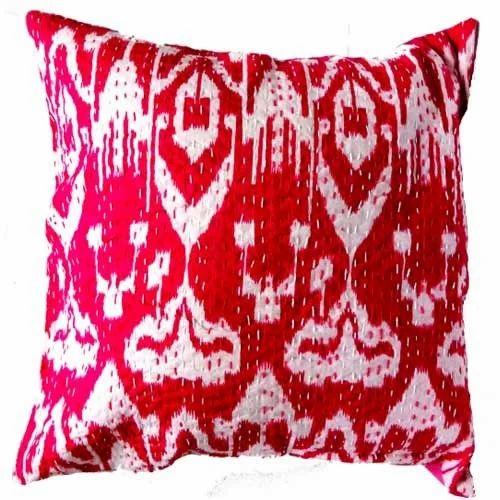 Kantha Cushion Cover