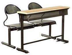 Steel Dual Desk