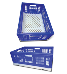 Foldable Plastic Crates Big