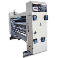 Two Color Printer Rotary Die Cutter