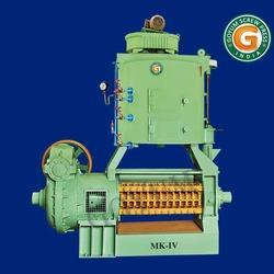Larger Capacity Vegetable Oil Seed Expeller