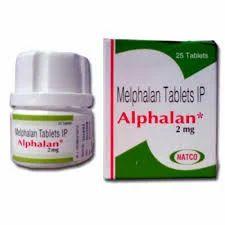 Alphalan 2 Mg Tab Medicine