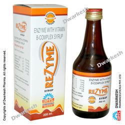 Enzyme with Vitamin B complex Syrup