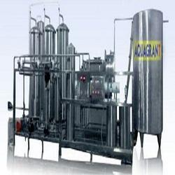 Mineral Water Plant 3000LPH