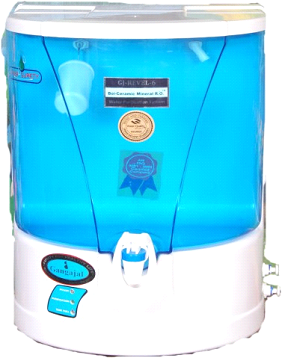 Gj-Revel-6 (RO UF TDSC) Water Purifiers