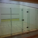 Squash Court Glass Wall