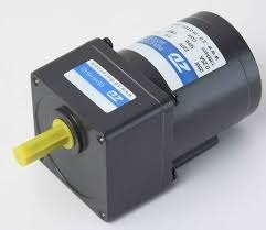 Ac geared motor ac gear motor suppliers traders for Small ac gear motor