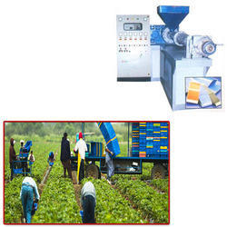 HDPE Pipe Plant for Agriculture Industry