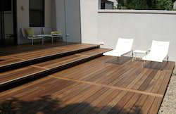 IPE Outdoor Decking