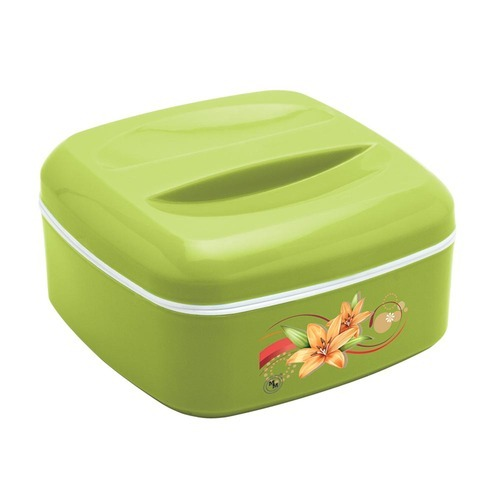 Square Meal Lunch Box