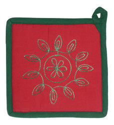 Embroidery Pot Holder