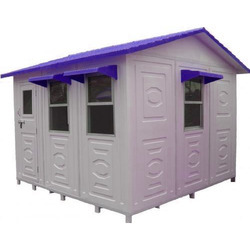 G I Cabin with FRP Dome