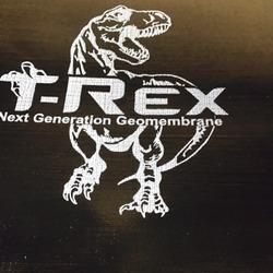 TREX Brand Geomembrane Sheet