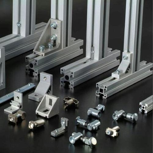 Aluminium Extrusions Amp Its Fittings And Accessories