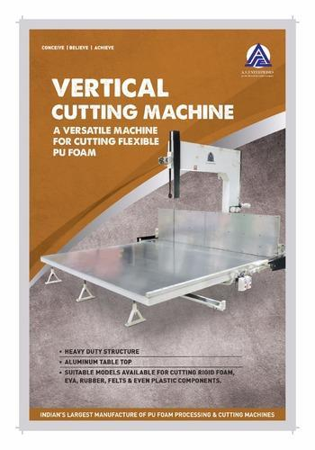 Vertical  Foam Cutting Machines