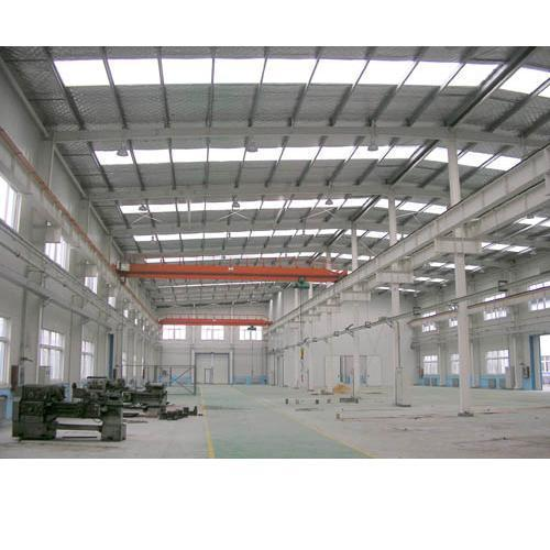 Pre Engineered Metal Building Manufacturers In Chicago Illinois: Truss Fabricated Structure