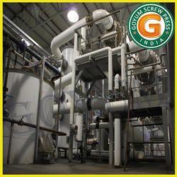 Batch Oil Refinery Plant