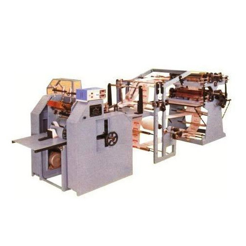Automatic Paper Bag Making Machine Baby Modal
