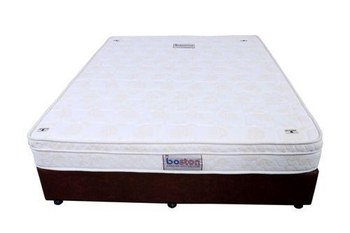 Natural Latex Euro Top Bed Mattress