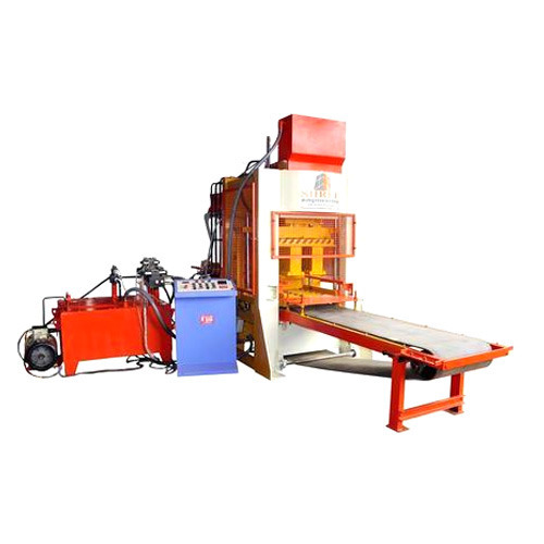 Fly Ash Brick Making Machine for Civil Industry