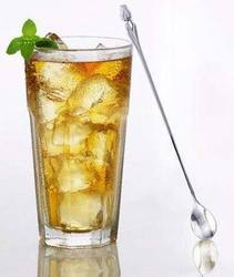 Encapsulated Flavors for Ice Tea