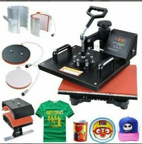 T Shirt Printing Machine & Paper Plate Printing Machine u0026 T Shirt Print Service Manufacturer ...