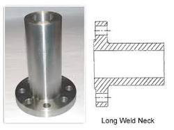 L Weld Neck Flanges