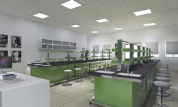 School Laboratory Tables