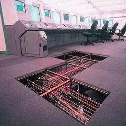 False Flooring for Server Room