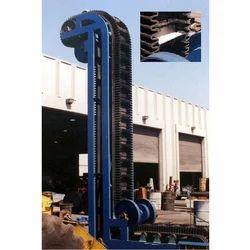 Vertical Belt Conveyor for Heavy Duty