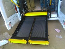 Wheelchair Lift For Differently Abled People