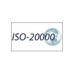 ISO 20000: 2005 Certification Consultancy Service