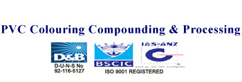 Pvc Colouring Compounding & Processing