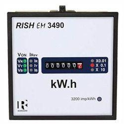dual source digital meter