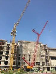 Cranes For Construction Purpose.