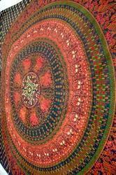 Mandala Printed Bedspreads - Wall Hanging Bed Sheets